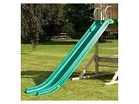 TP Childrens slide with steps and extension.