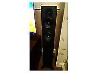 Cambridge audio S70 speakers like new amazing condition&sound hardly used