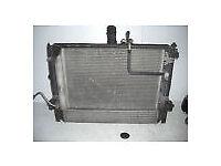 VW SHARAN RADIATOR PACK COMPLETE 1.9 DIESEL (CAME OFF 2005 MODEL)