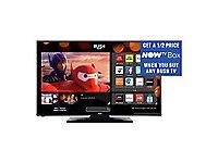 Bush 24 inch HD Ready Smart TV with DVD Player - Black..