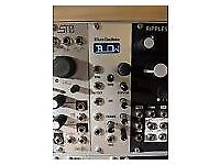 Mutable instruments ubraids silver plate eurorack synth module