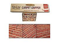 Carpet Gripper Rods Box Stair Runners Quality Wood Concrete Stairs Lounge