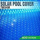 SWIMMING POOL BLANKET COVER 400 MICRONS 7 METER BY 4 METER BLUE Mount Coolum Maroochydore Area Preview