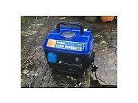 850watt suitcae generator 2 stroke (Pro User brand)
