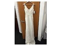 Elegant wedding dress size 6\8