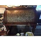 Vintage roll top desk/buearu