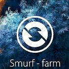 Smurf-farm