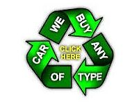 WE WANT YOUR CASH BUYER MOT FAILURE SCRAP CARS VANS MINIBUSES TIPPERS 4X4 MPV MOTORBIKES QUADS A1 A4