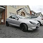 Ford Puma for sale - exceptional example of modern classic with only 46k on the clock