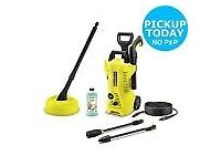 BN Karcher K2 Full Control Home Pressure Washer - 1400W - 110 Bar