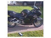 Honda CBR1100XX-2 Blackbird