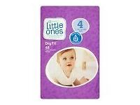 Sainsbury's Little Ones Size 4 Maxi 84 Nappies
