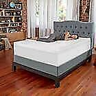 King Bed Topper Therapedic Quilted Deluxe 3-Inch Memory Foam King Bed Topper