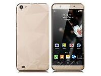 ELEGANT NEW GOLD ANDROID PHONE