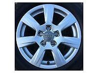"""Genuine Audi A4 B8 16"""" Alloy Wheel perfect condition"""
