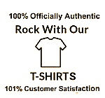 Official Rock With Our T-Shirt