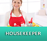 Housekeeper needed for private homes