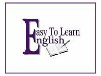 EASY TO LEARN ENGLISH