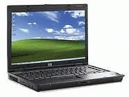 laptop hp c2d  2.4ghz 3gb 160gb dvdrw  license windows 7   160$