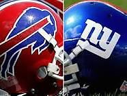 Buffalo Bills vs NY Giants