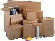 Moving Boxes - ALL SIZES