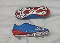 Dresden Blue Canterbury Rugby Boots Size 10