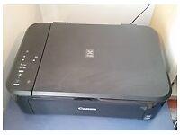 Canon PIXMA MG3650 wifi colour printer
