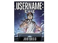 USERNAME: EVIE ( JOE SUGG THE YOUTUBER )