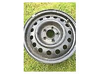 Kia Ceed steel wheel - nearly new, four available, will split