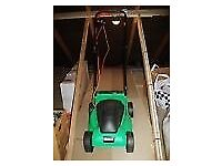 PowerbaseME 1030M rotary lawnmower hardly used in good condition