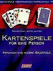 Kartenspiele für eine Person. Patiencen und andere Solos... | Buch | Zustand gut