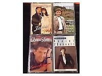 DANIEL-ODONNELL-4-x-Cassette-Tapes-Immaculate