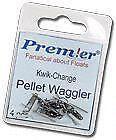 Pellet Waggler Floats