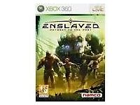 Enslaved - Odyssey to the west game on XBOX 360