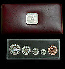 Pieces de monnaie 1908-1998 RCM Proof Set (90th Anniversary).