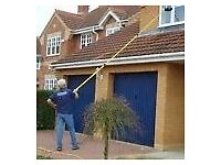 Temporary Window cleaning operative for holiday cover