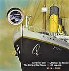 Pièce de 25 cent 2012 colorée du  Titanic, Sold Out