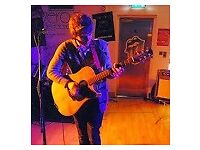 Guitar Lessons - Greg Ramage