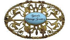 Betsy's Vintage Jewelry