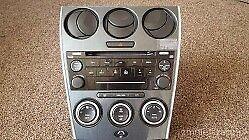 Radio-CD-MAZDA-6-CD-BOSE+FRONT PANEL