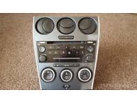 MAZDA 6 2005-2008 RADIO CD PLAYER 6 DISC BOSE