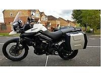Triumph Tiger 1 Owner FSH Loads of Extras