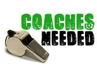 Football Manager or Coach needed for U8 girls team