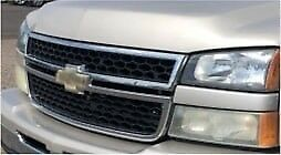 Chevy HD grille 2006/2007 style