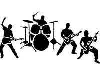 Lead guitarist wanted for established rock covers band.