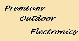 Premium Outdoor Electronics