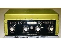 Vintage - Binson Echorec Echo Unit - The holy grail of echo Units, NO TAPES USED