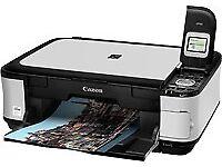 Canon pixma MP560 all in one wifi printer