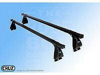 ford focus 1998-2004 roof bars with adapters nearly new