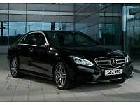 PCO Mercedes E Class hire/rent 2014-2017 Executive Fleet - from £200pw